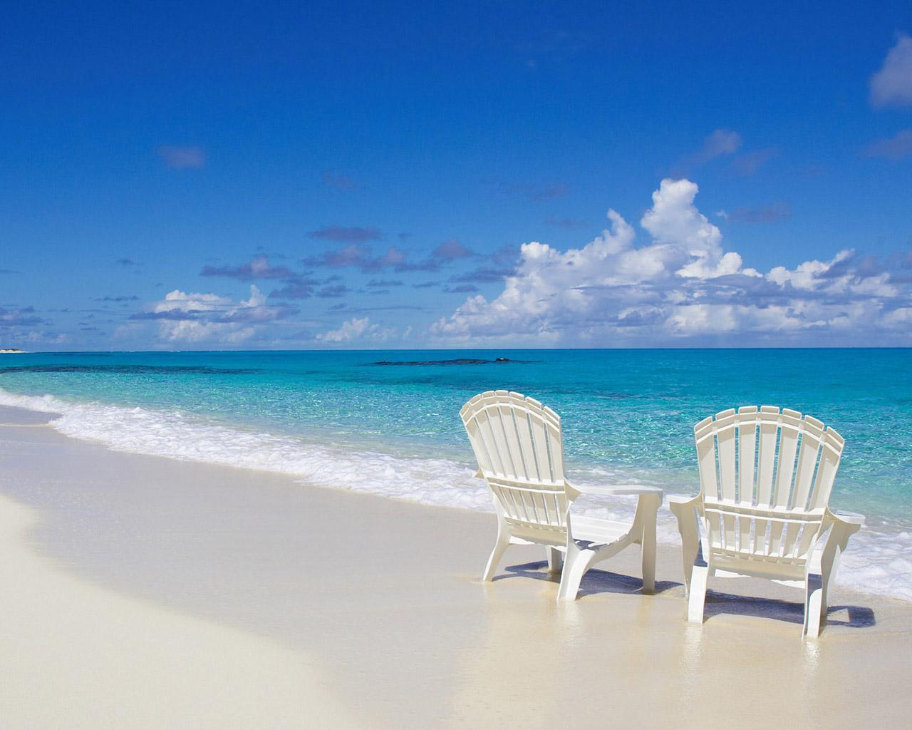 Beautiful Beach 1280x1024 WallpapersTurks and Caicos Islands 1280x1024