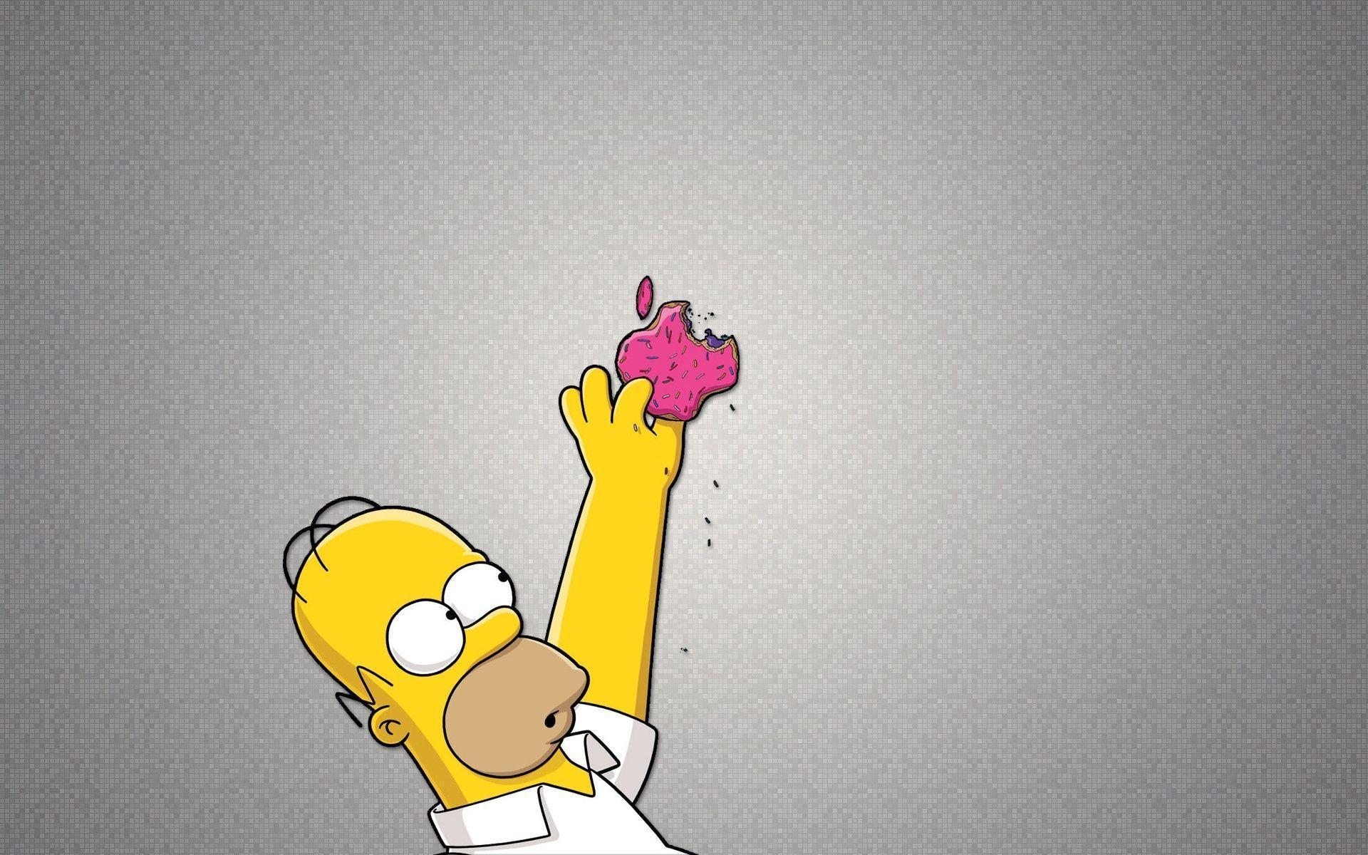 Homer Apple Wallpapers 1920x1200