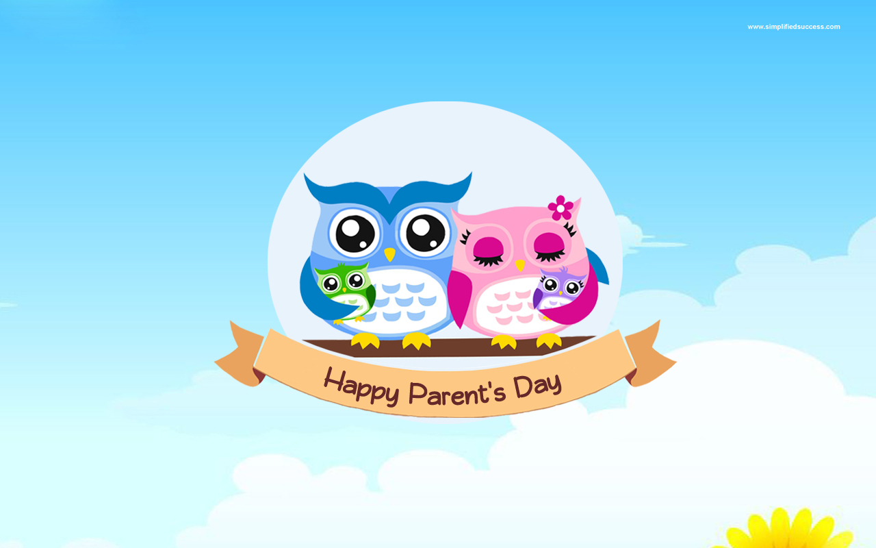 Happy Parents Day HD Wallpaper Download Download 1280x800