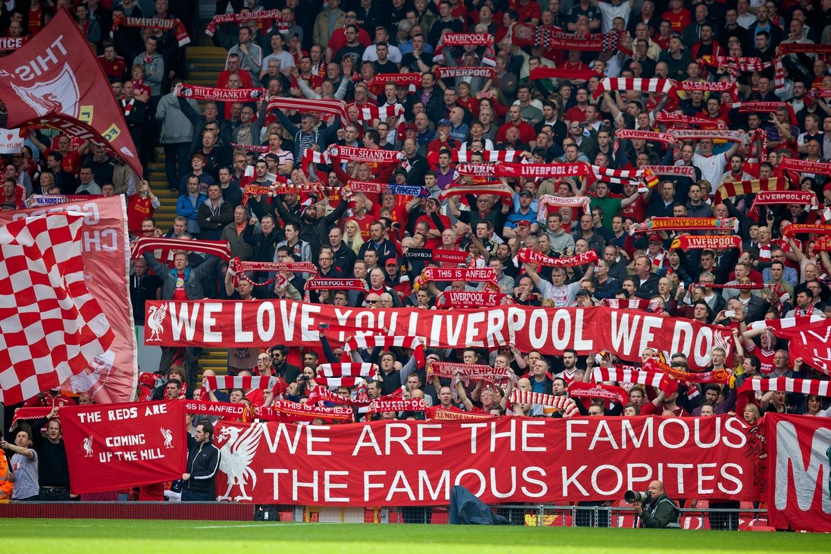 The Kop Liverpool FC Middlesbrough fc Liverpool 2016 1200x800