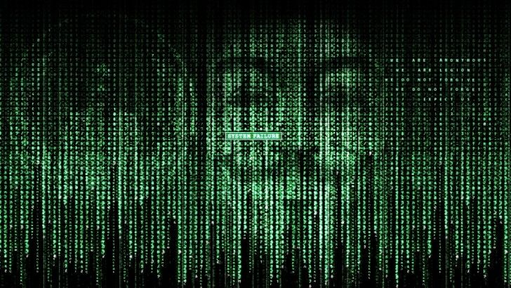 Download System Failure Anonymous Code Hack Wallpaper HD 1920x1080 728x410