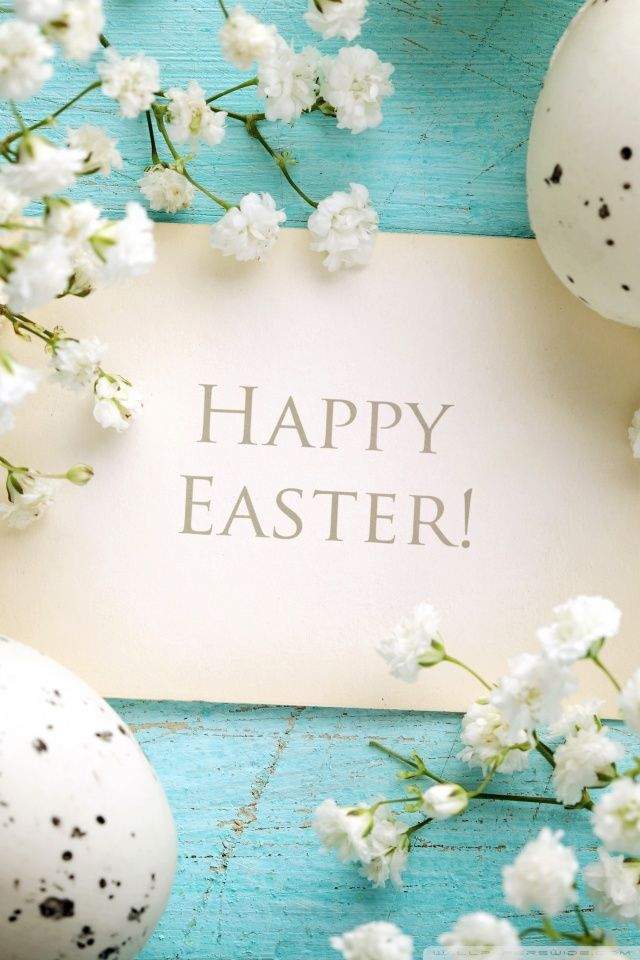 30 Cute Easter iPhone Wallpapers EASTER Easter sunday images 640x960