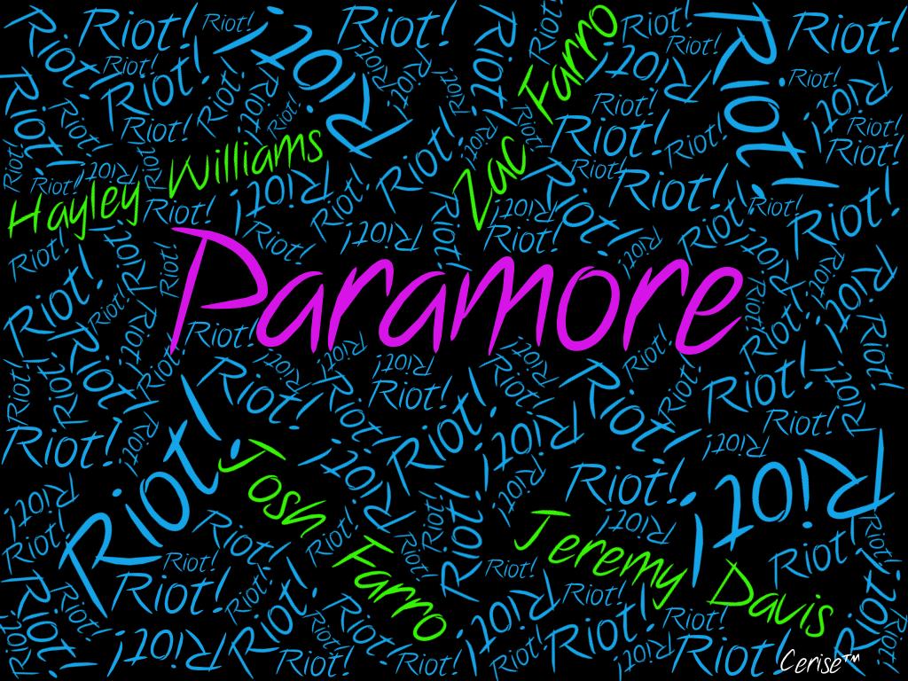 Paramore wallpaper – imagens