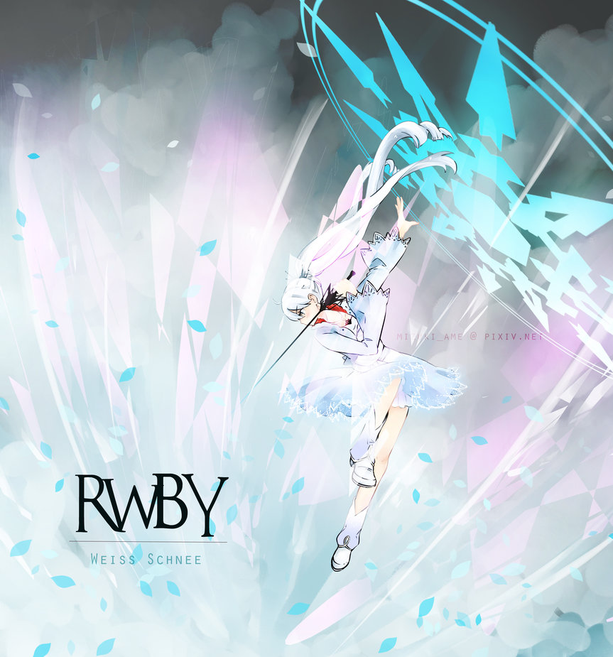 Rwby Phone Wallpaper: 863x925px RWBY Weiss Wallpaper