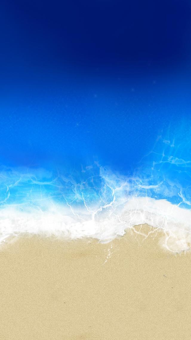 beach wallpaper for iphone 5s wallpapersafari