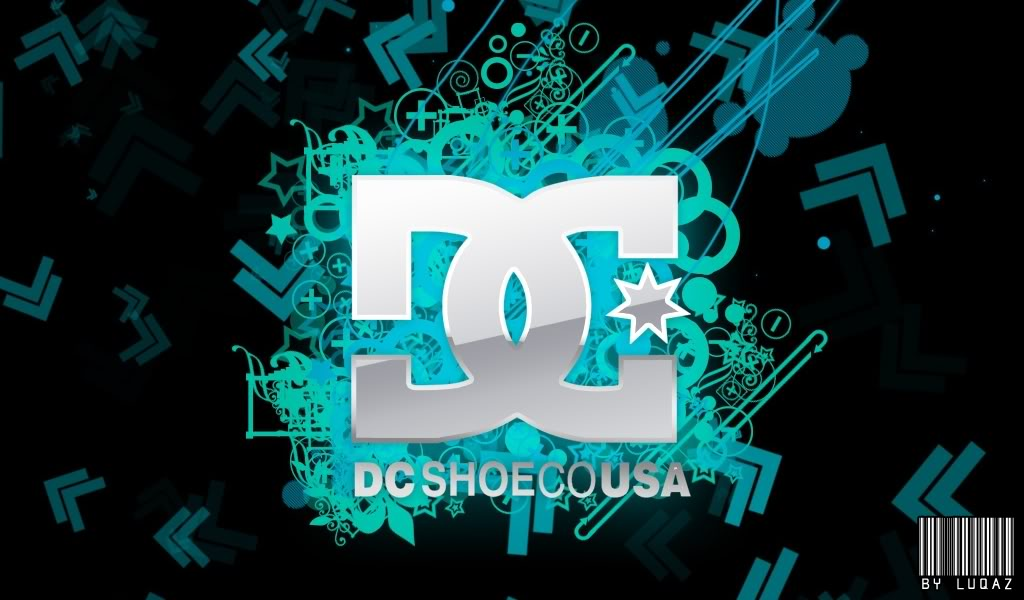 Dc Shoes Logo Wallpapers 1024x600