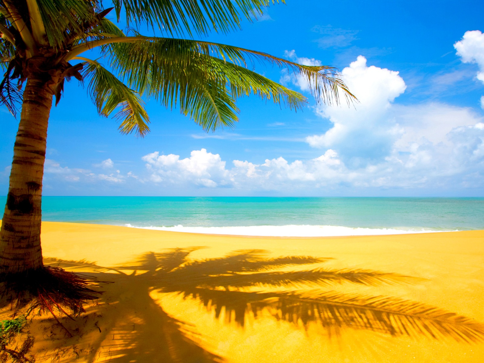 Beach Wallpapers Beautiful Cool Wallpapers 1600x1200