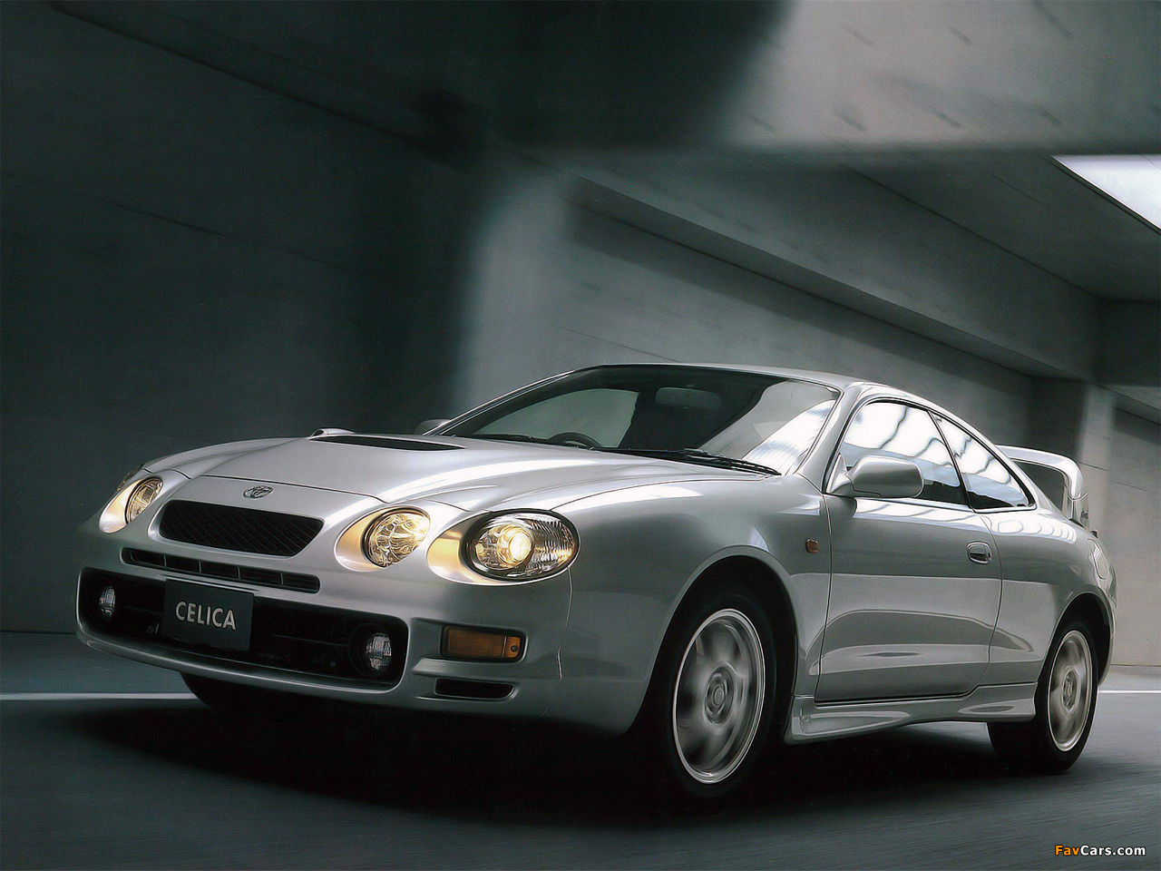 Wallpapers of Toyota Celica GT Four 199499 1280 x 960 1280x960