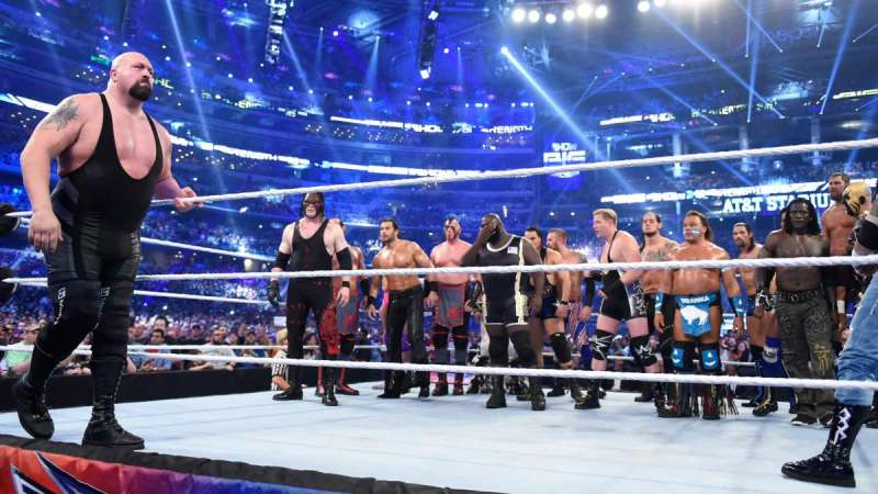 WWE WrestleMania 33 5 NXT Superstars who can be part of 800x450