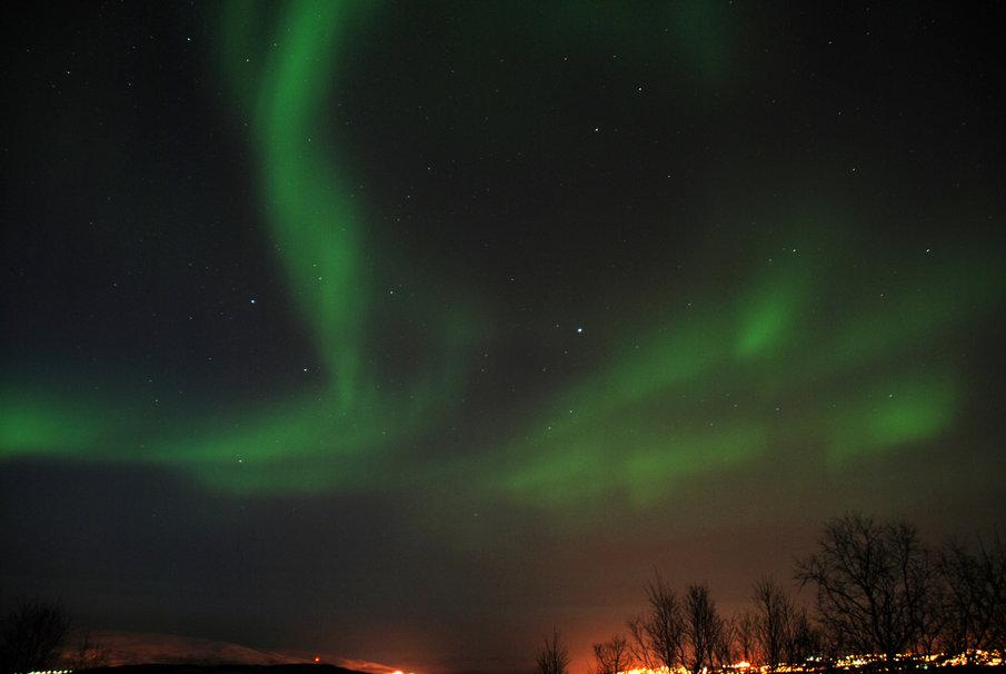 Aurora Borealis wallpaper - ForWallpaper.com