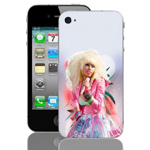 Nicki Minaj Iphone Wallpaper Pictures 500x500