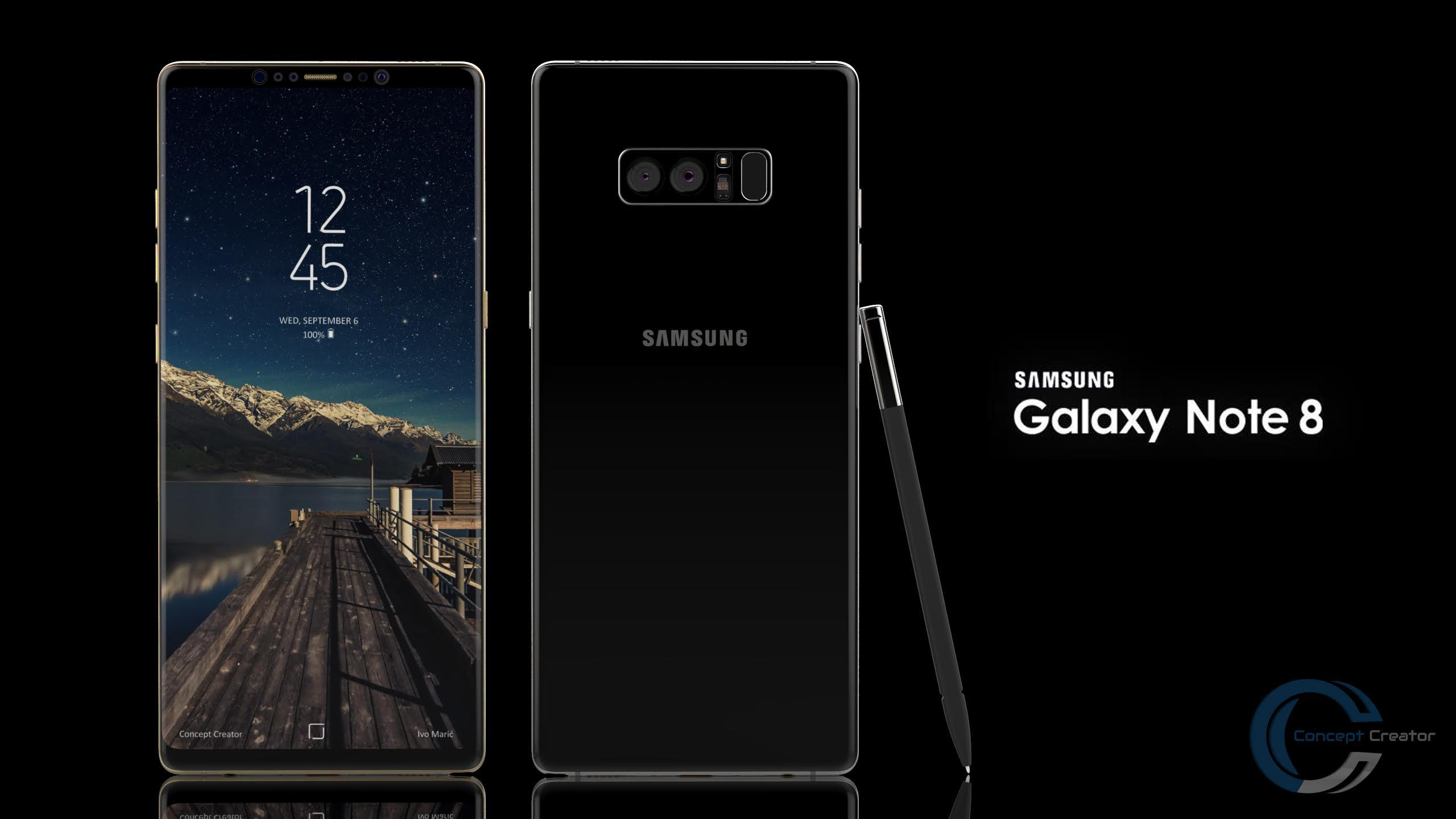 Free Download Samsung Confirms Galaxy Note 8 Is Massive 2560x1440 For Your Desktop Mobile Tablet Explore 24 Samsung Galaxy Note 8 Hd Wallpapers Samsung Galaxy Note 8 Wallpapers Samsung
