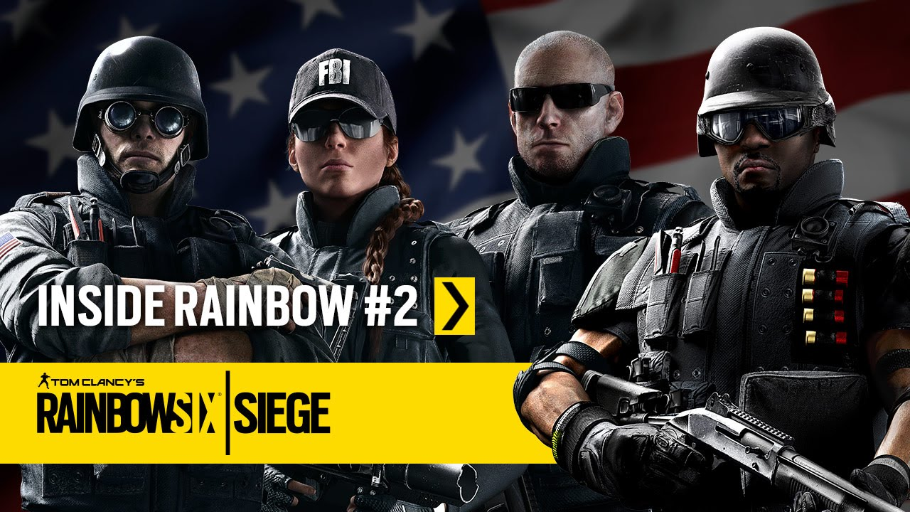 The ultimate rainbow six siege collection cartoon 3d porn games - 2 8