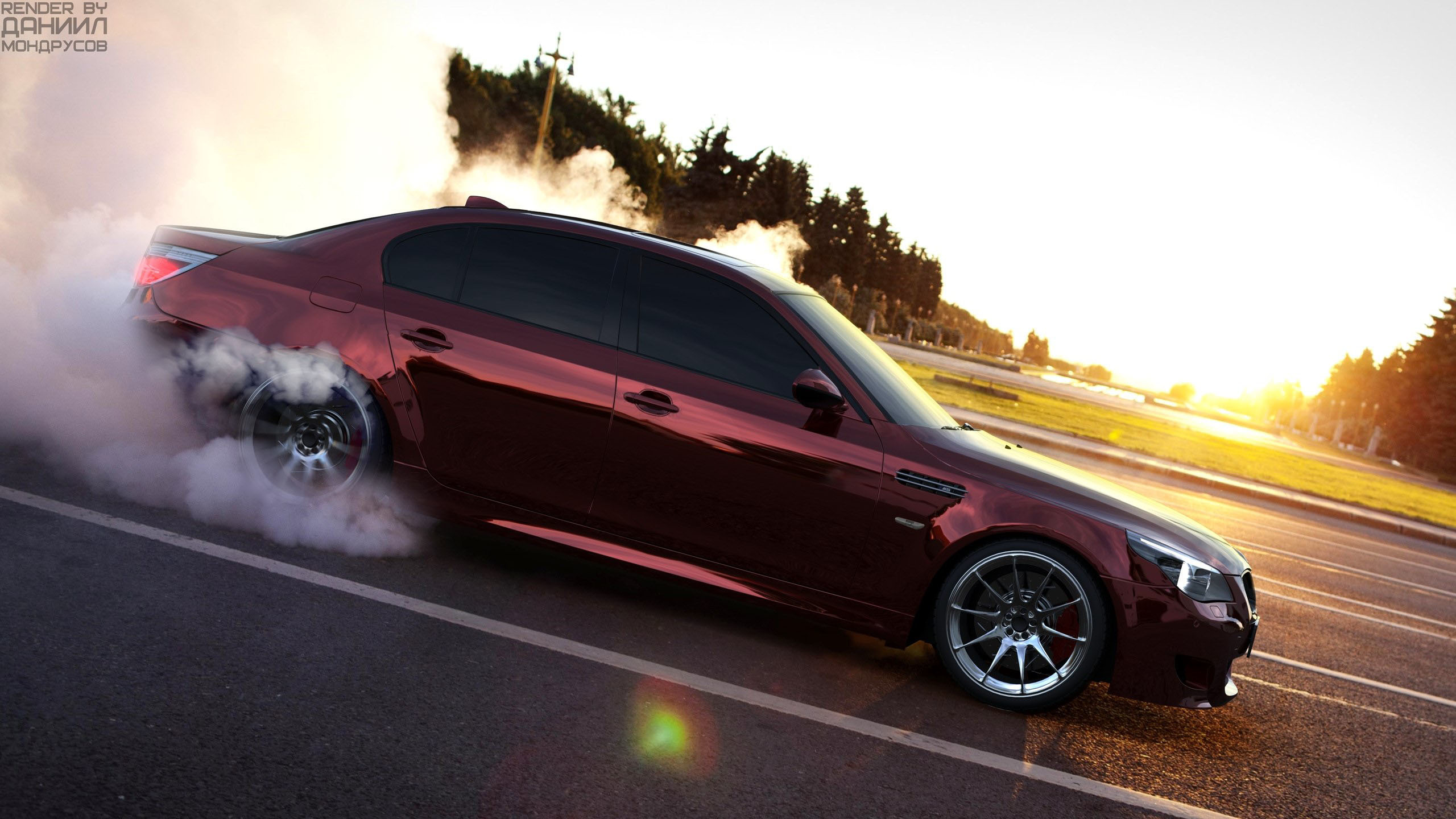BMW M5 HD Wallpapers Images Backgrounds 2560x1440