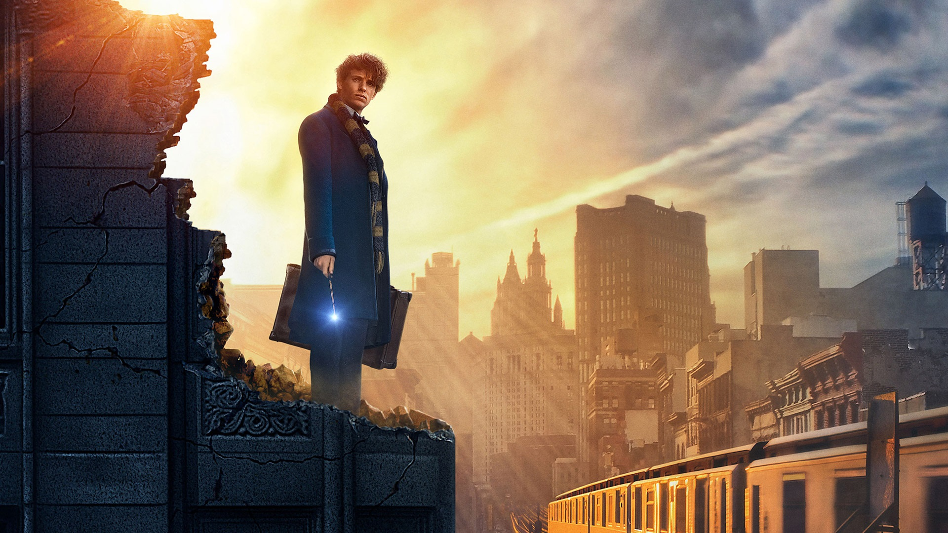 Fantastic Beasts and Where to Find Them wallpaper 6 1920x1080