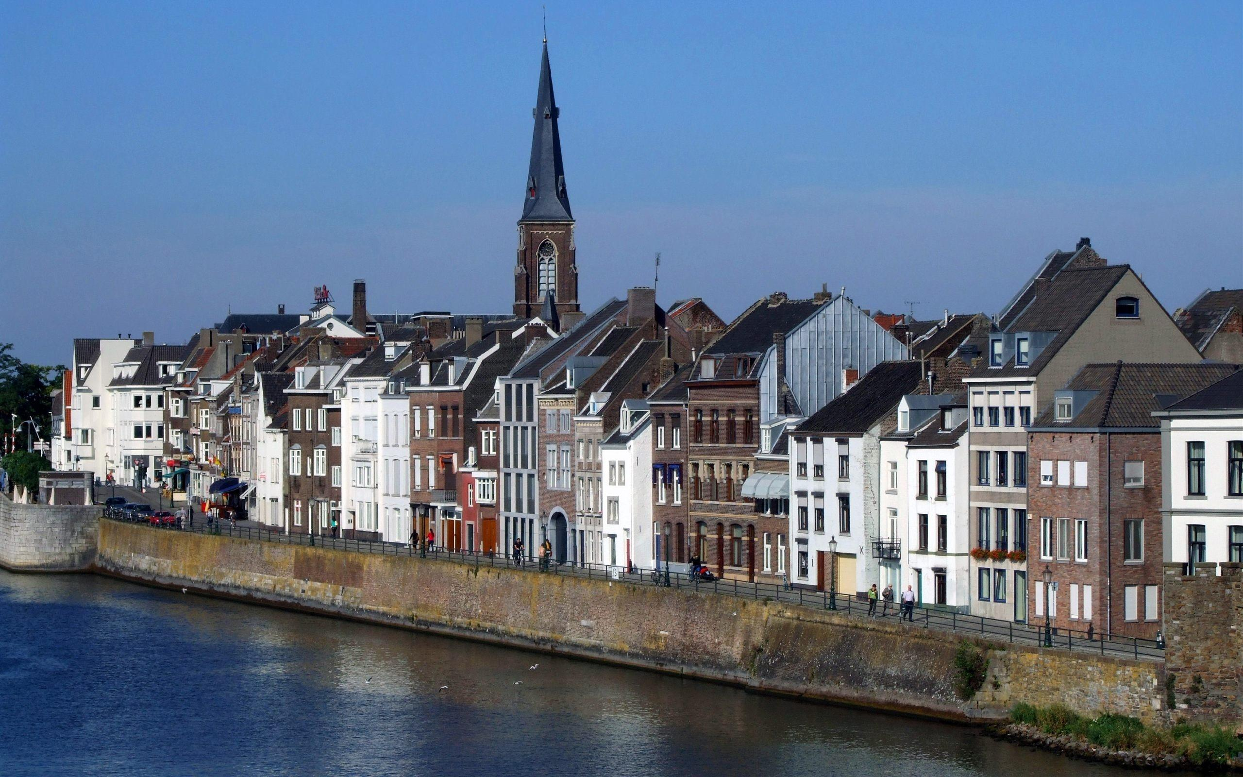 wallpaper maastricht netherlands building HD Widescreen High 2560x1600