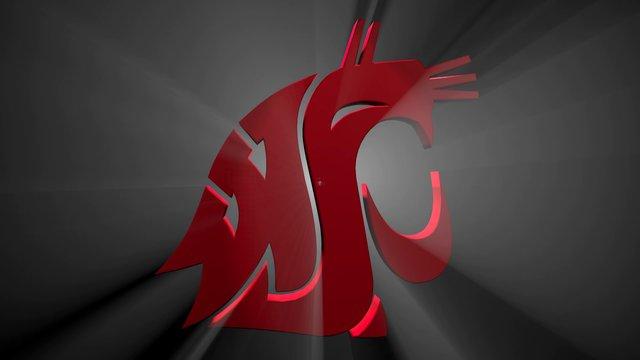 Washington State University Cougars Logos 640x360