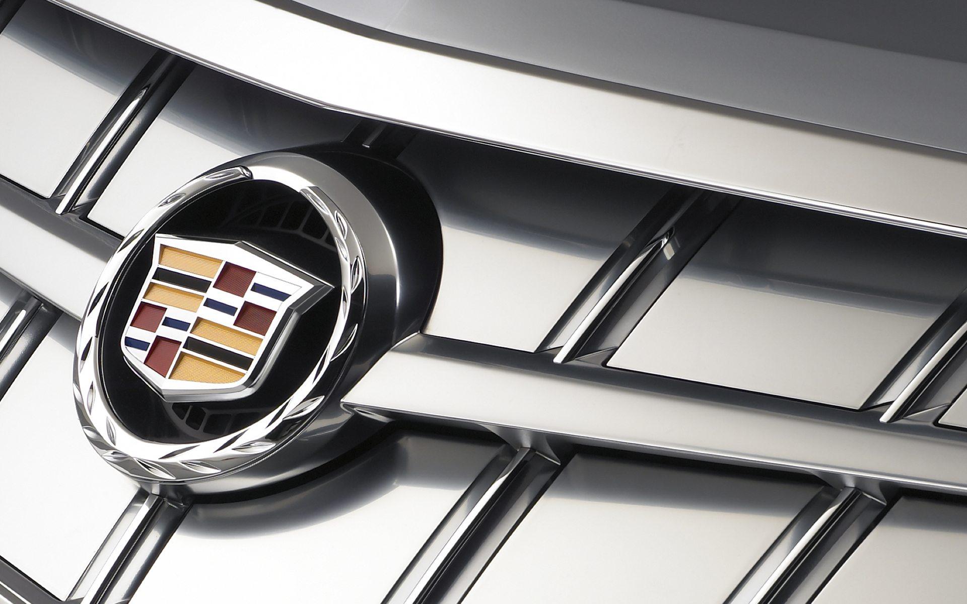 Cadillac symbol wallpaper wallpapersafari - Car logo wallpapers ...