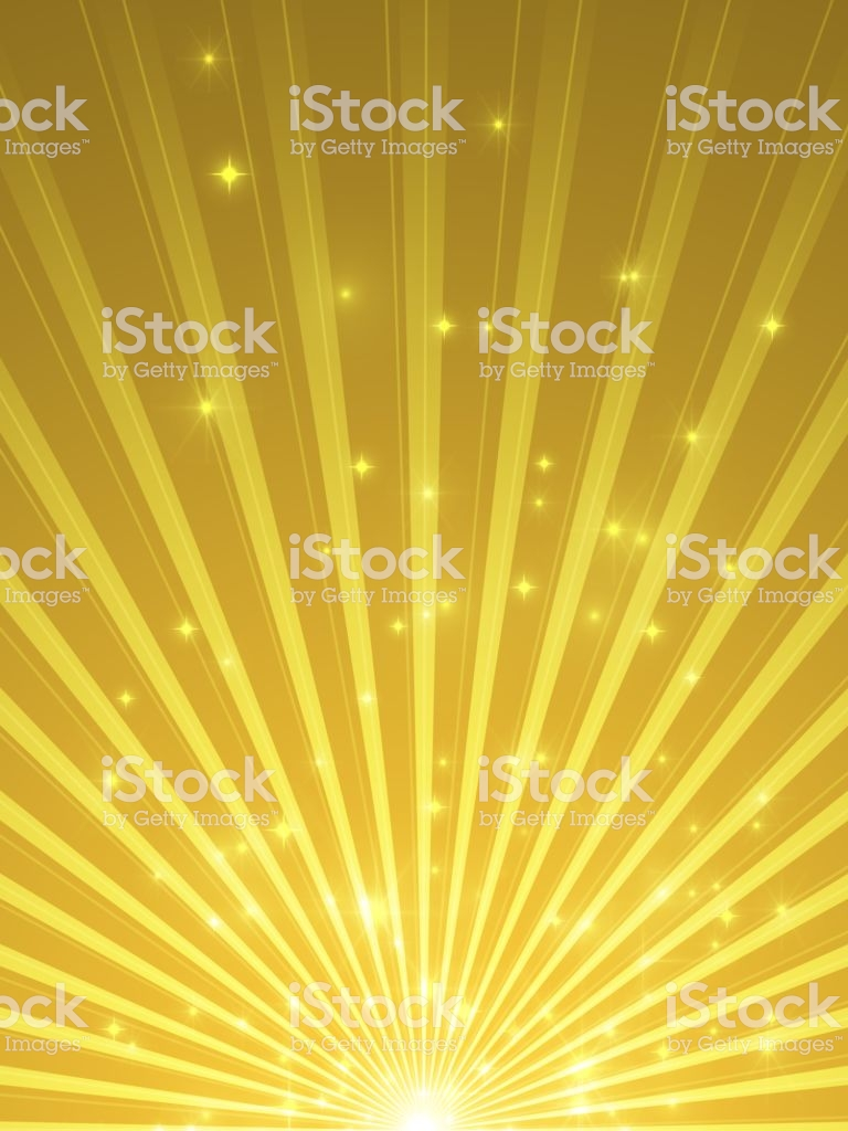 Showtime Background Stars Golden Stars Glowing And Sparkling 768x1024