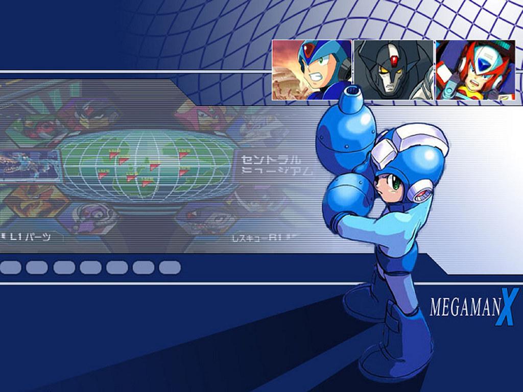 Megaman HD Wallpapers