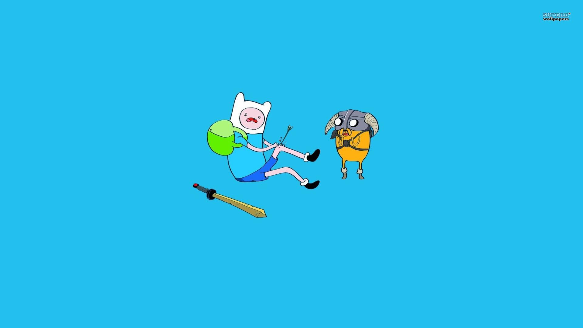 50 Adventure Time Wallpaper 1920x1080 On Wallpapersafari