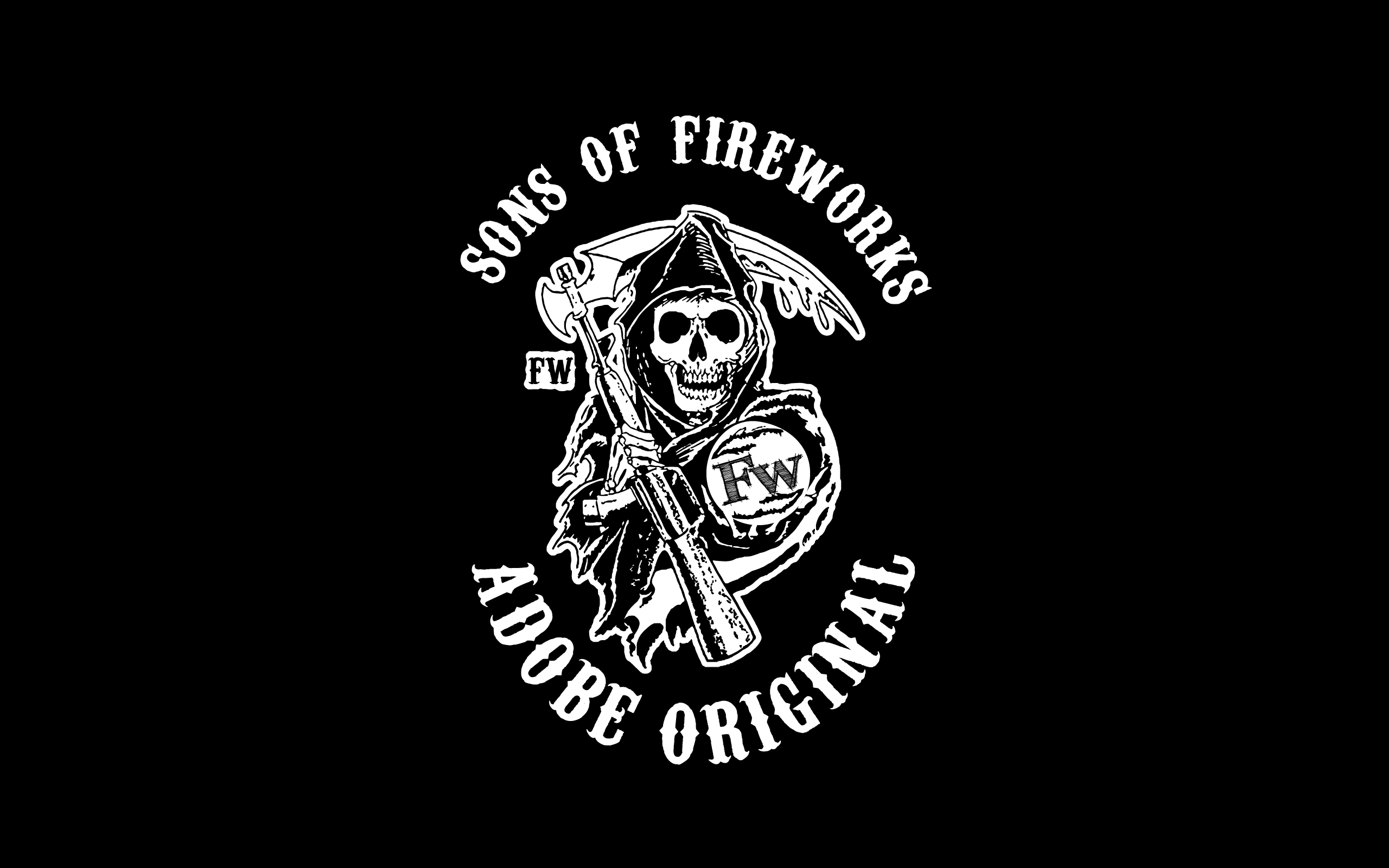 Sons Of Anarchy Reaper Wallpaper