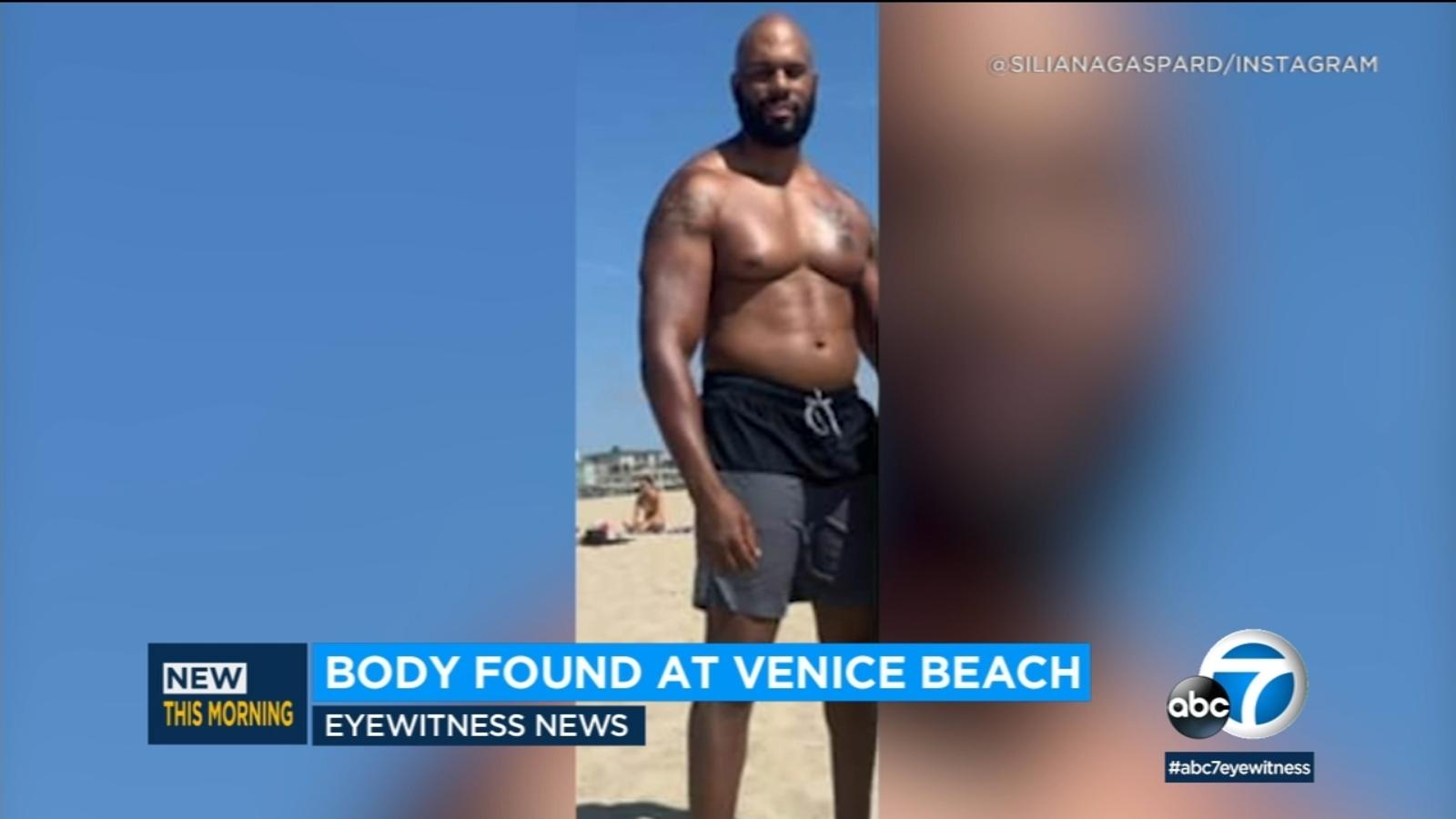 Body found at California beach days after WWE star Shad Gaspard 1600x900