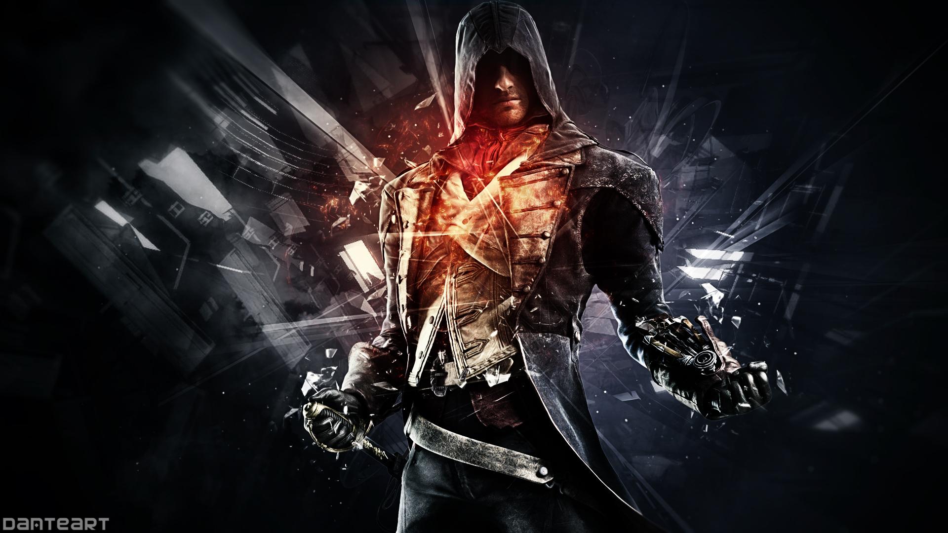 Assassins Creed 3 Живые Обои
