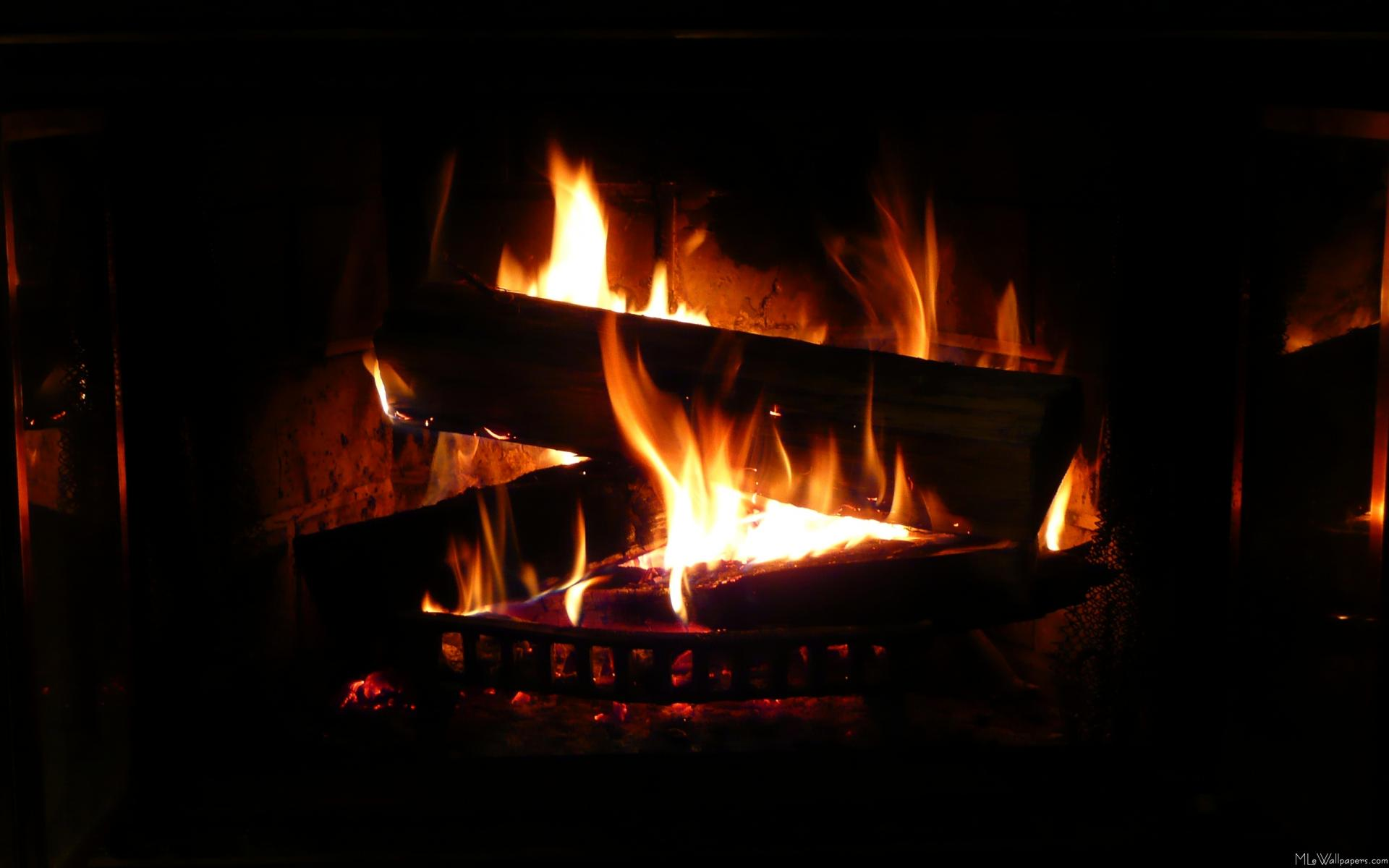 animated fireplace desktop Car Tuning 1920x1200