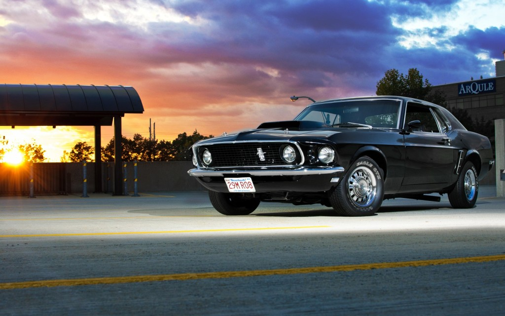 Cars Muscle Cars 1969 Vehicles Ford Mustang Fresh New Hd Wallpaper 1024x640