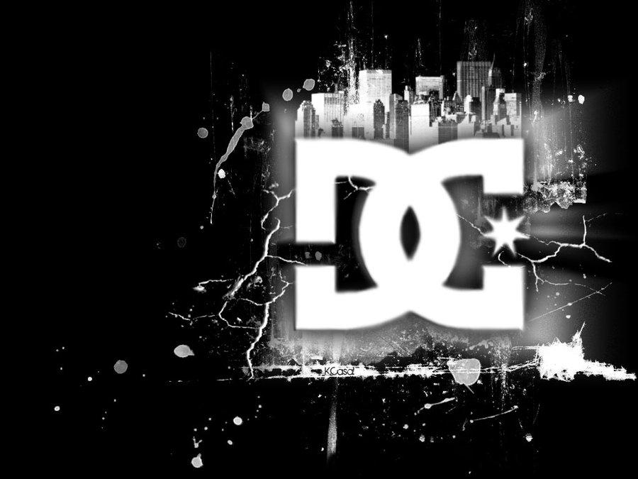 DC Logo Wallpaper 900x675