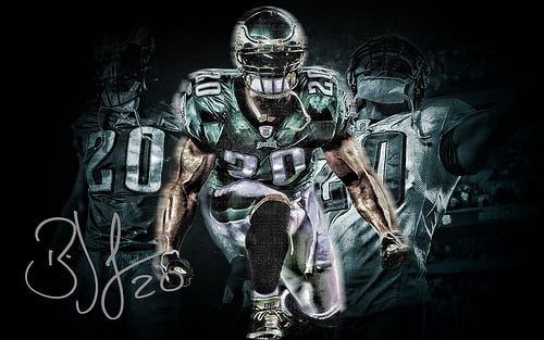 Brian Dawkins Wallpaper | Copyright © All rights reserved ...