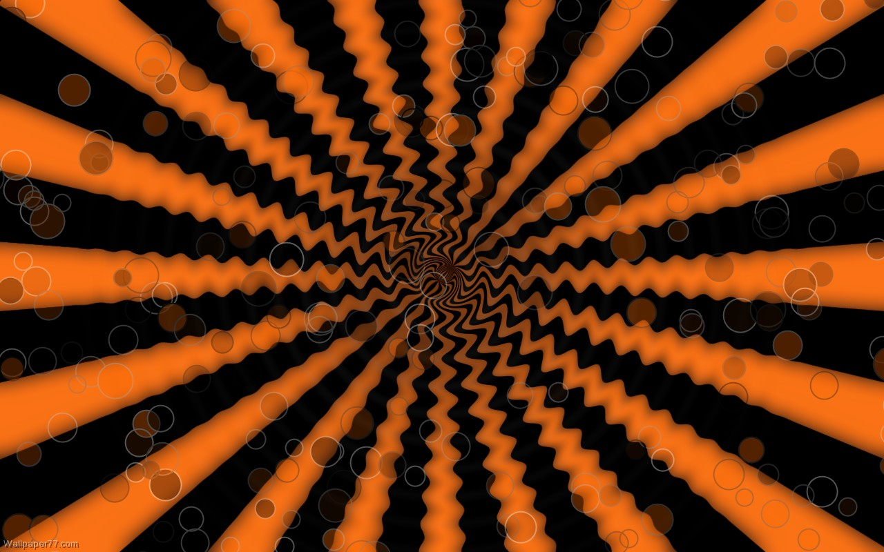 Orange and Black vectors abstract wallpapers vector wallpaper 1280x800 1280x800