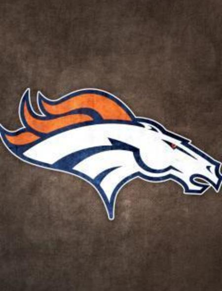 Denver Broncos Grungy Wallpaper for Amazon Kindle Fire HD 7 450x590