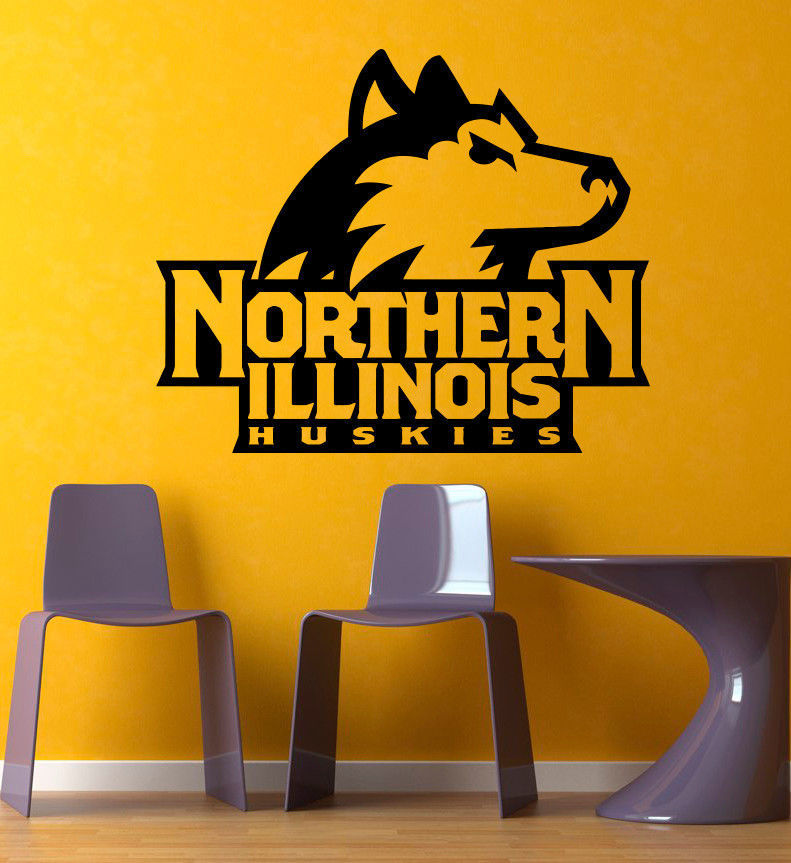 Home Stickalzs booth NCAA Northern Illinois Huskies GYM SPORTS 791x863