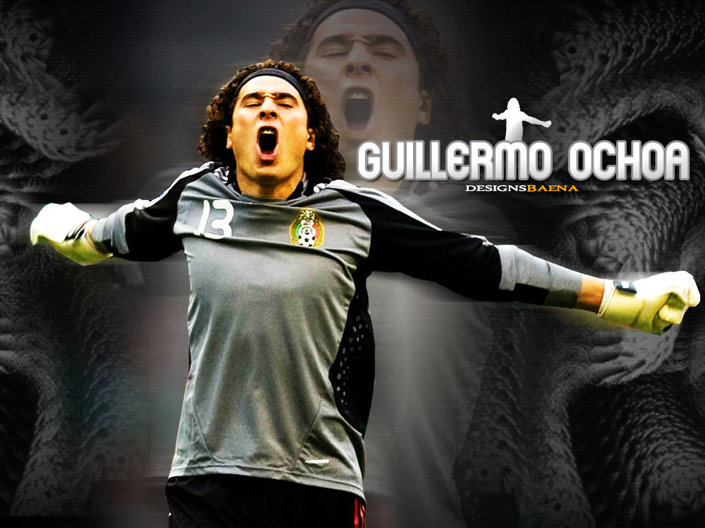 Guillermo ochoa wallpapers wallpapersafari - Guillermo ochoa wallpaper ...