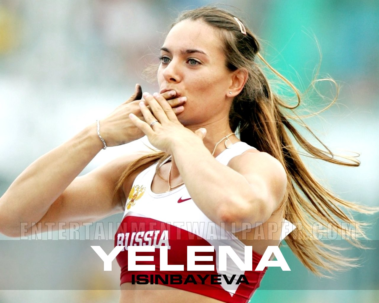 Yelena Isinbayeva Wallpapers - WallpaperSafari