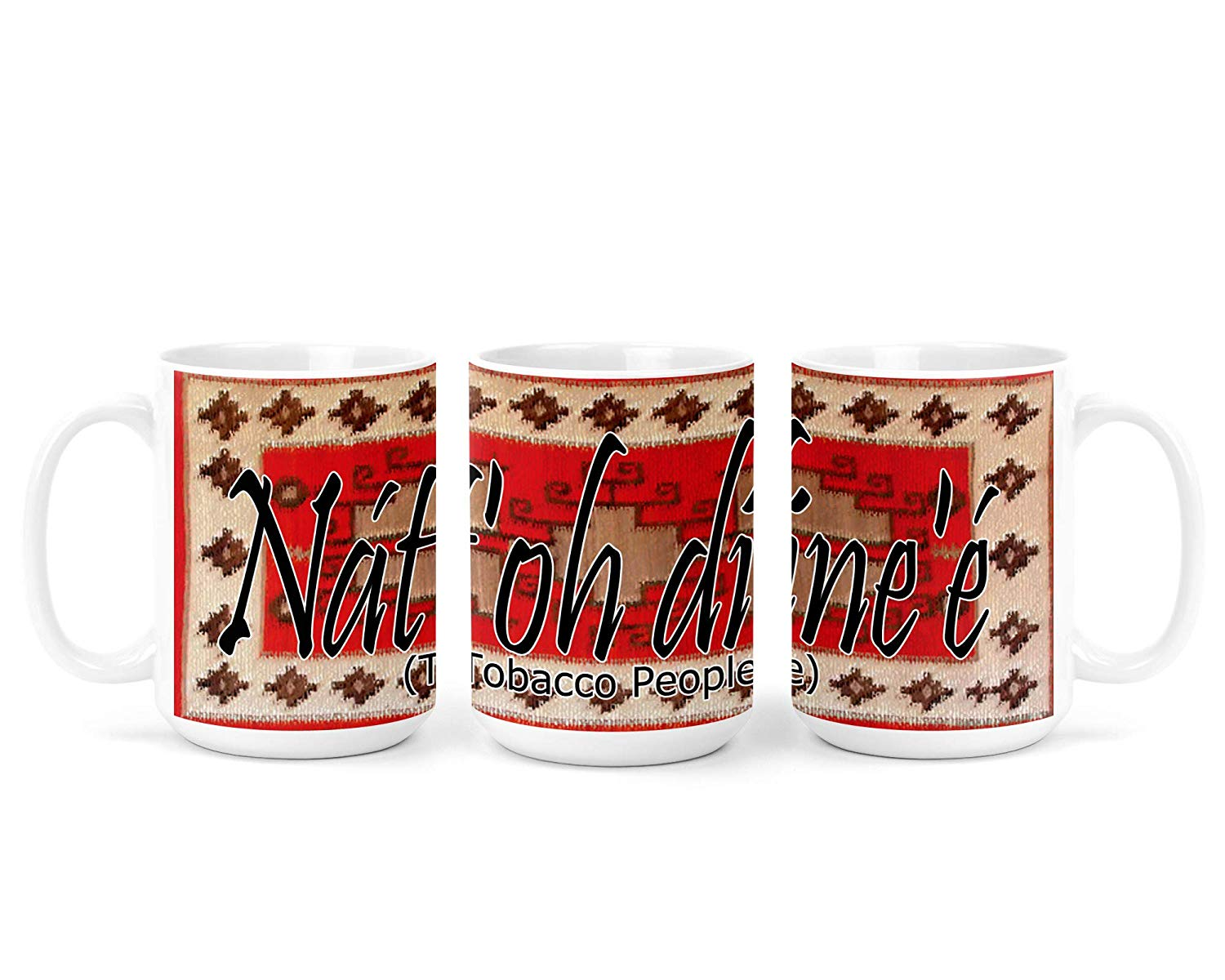 Amazoncom Natoh Dinee Tobacco People Navajo Clan with Red 1500x1200