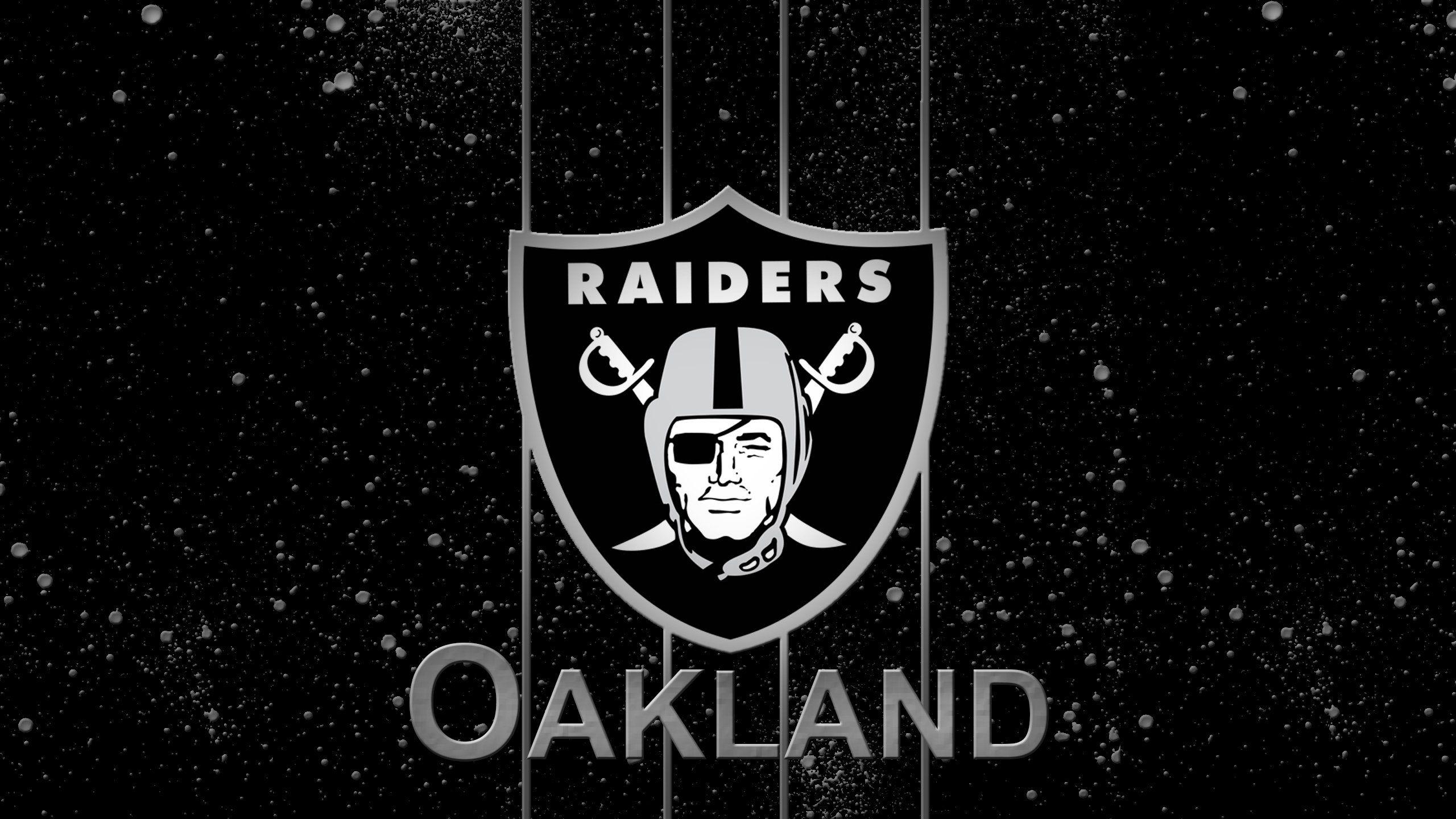 Oakland Raiders Wallpapers 2560x1440