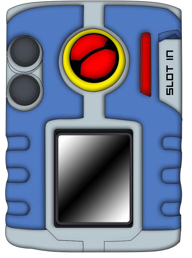 Megaman PET by xvrcardoso 640x861
