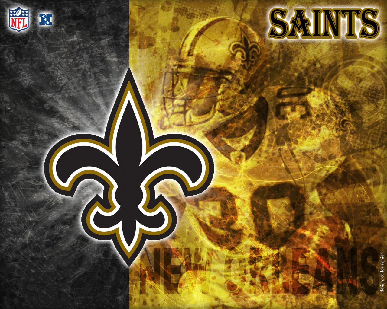 New Orleans Saints wallpaper New Orleans Saints wallpapers 1280x1024