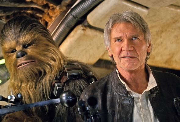 Wallpaper Star Wars Episode VII Star Wars The Force Awakens 590x400