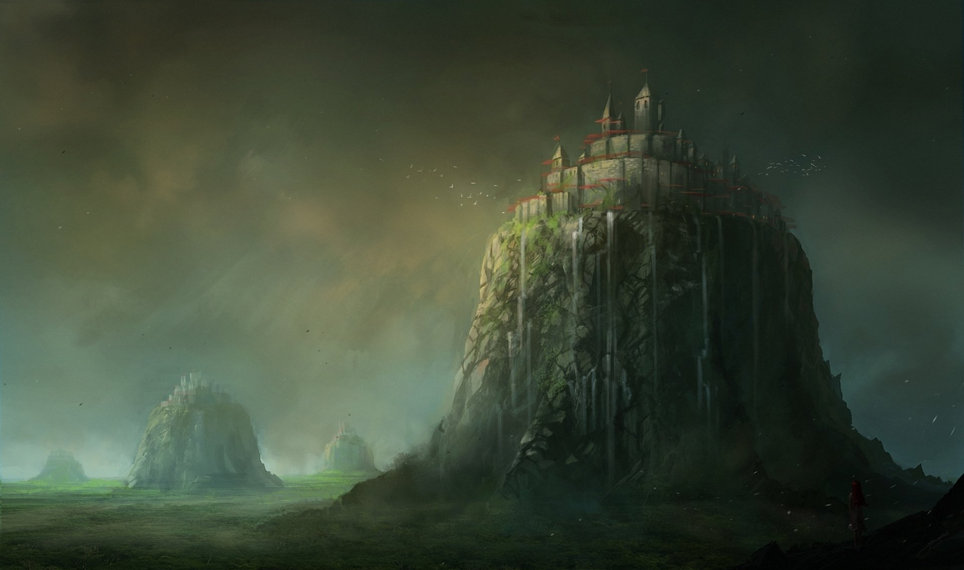 20 Fortress HD Wallpapers Background Images 1920x1136