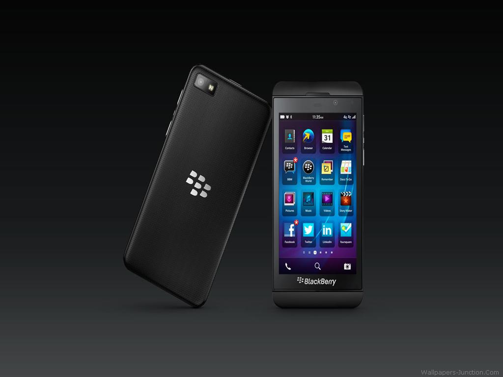 how to turn on blackberry z10