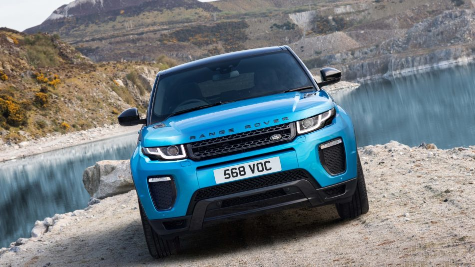 2019 Range Rover Evoque Exterior High Resolution Wallpapers New 951x535