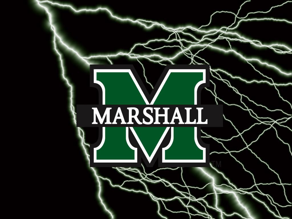 Marshall University Thundering Herd Wallpaper Background Theme 1024x768
