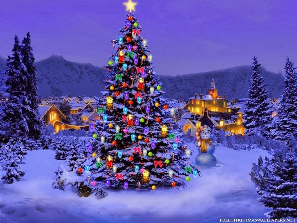 Christmas Wallpaper   Revolution Wallpaper 1024x768
