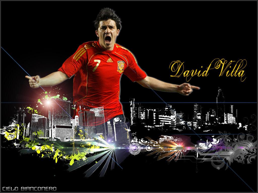 David Villa 2014 Wallpaper   Football HD Wallpapers 1024x768