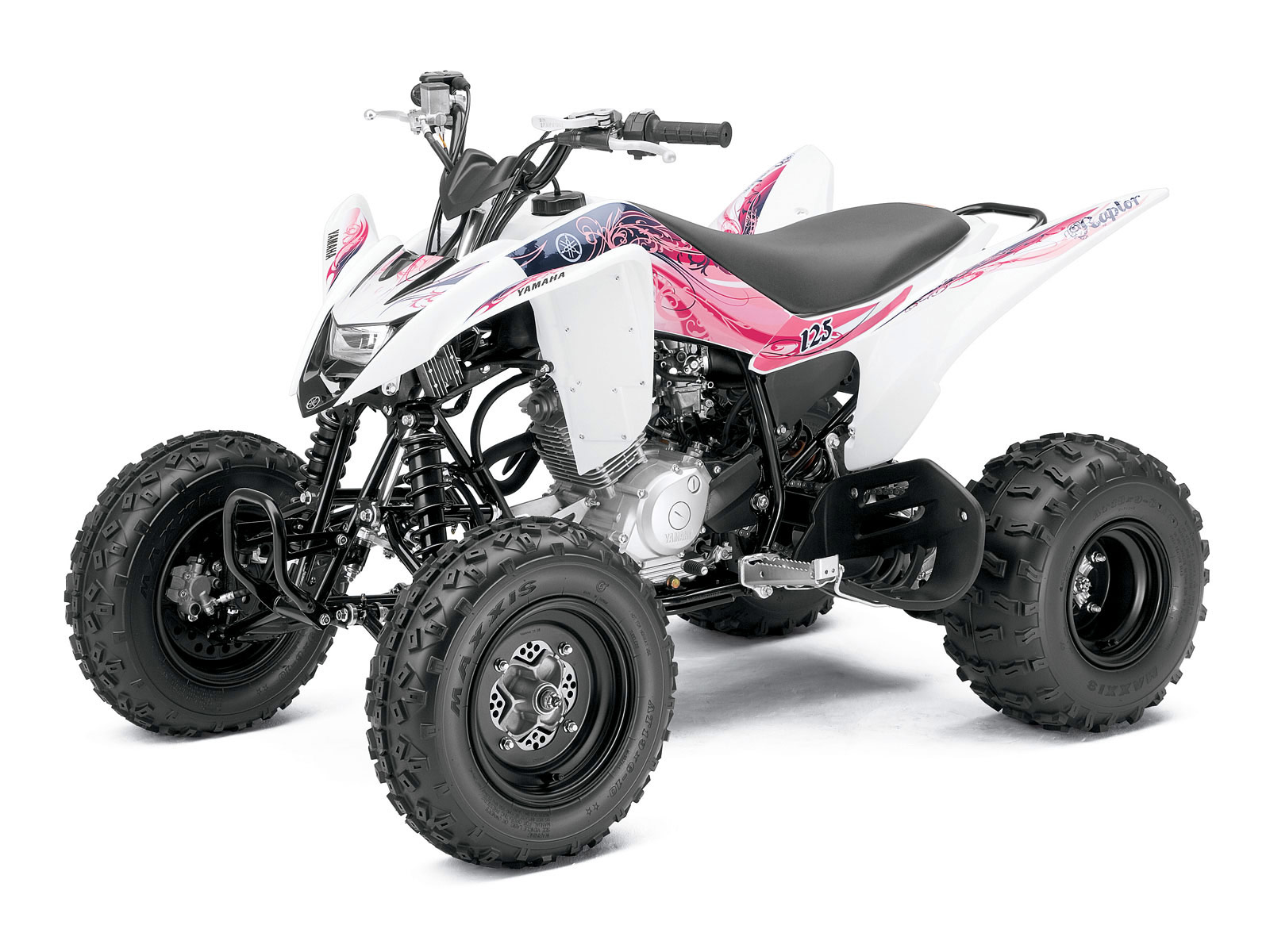 ATV Wallpapers 2011 YAMAHA Raptor 125 specifications 1600x1200