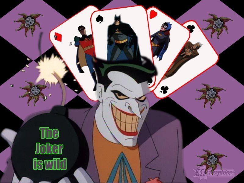 Batman The Animated Series Joker Wallpaper wwwimgkid 800x600